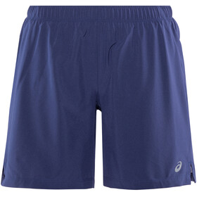 "asics 7"" Shorts Women Indigo Blue"